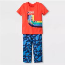 Toddler Boys' Racer Car Pajama Set - Cat & Jack Size 18M NWT - $10.39