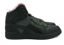 PUMA Unlimited HI LTD Men's Sneakers - Black/Dark Shadow - Size 9 -NEW A... - $51.41