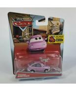 Disney Pixar Cars 2 CORIANDER WIDETRACK ~ LA Speedway ~ NIP   - $12.86
