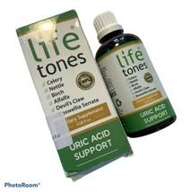 Lifetones Uric Acid Support Liquid Cleanse Dmg Box 3.38 Oz Exp 3/2023 - $43.09