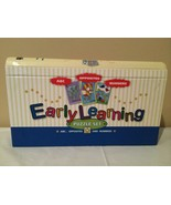 Early Learning Flashcards Puzzle Alphabet ABC Opposites Numbers Educational - $9.99