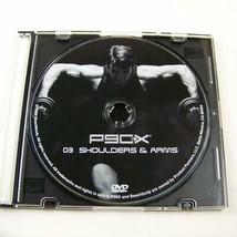 P90X Replacement DVD Disc 03 Shoulders & Arms Tony Horton Beachbody Fitn... - $12.99