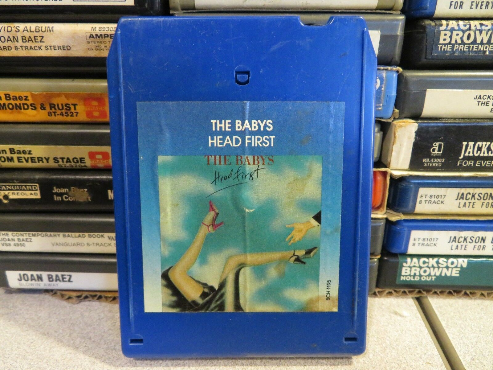 Primary image for THE BABYS Head First (8-Track Tape)