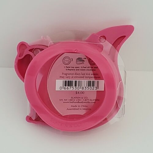 Pink Skunk Scentportable Bath Body Works Clip and Go Fragrance Unit Only No Disc image 2