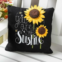 Bucilla 'You are my Sunshine Pillow'  Felt Applique Stitchery Kit, 89219E - $29.99