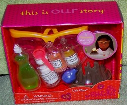 """Our Generation LAB CLASS Accessory Set for Most 18"""" Dolls New - $8.88"""