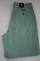 Chaps by Ralph Lauren Men's Flat Front Chino Shorts waist 33 New - $19.79