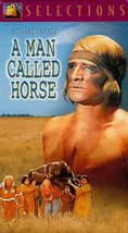 A Man Called Horse [VHS] [VHS Tape]