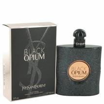 Perfume Black Opium by Yves Saint Laurent Eau De Parfum Spray 3 oz for W... - $106.79