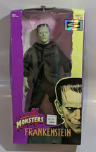 1998 Hasbro Universal Studio Monsters Frankenstein 12 Inch Action Figure... - $42.52