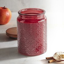 Pier 1 Imports NEW  HARITAGE Filled Jar Candle NEW  Island Orchard®  - $39.59