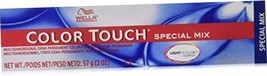 Wella Touch Hair Color, 0/45 Red-Violet, 2 Ounce 2pk - $13.39