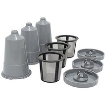 BRBHOM Reusable Capsules Pods Coffee Filters Replacement Compatiable for... - €14,82 EUR
