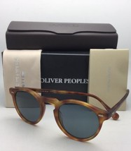 OLIVER PEOPLES Sunglasses GREGORY PECK OV 5217-S 1483R8 LBR w/ Photochromic Blue