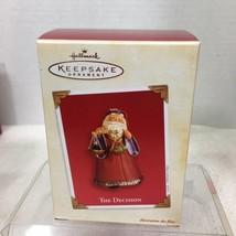 2003 Decision Coal & Gift  Hallmark Christmas Tree Ornament MIB Price Tag H8 - $12.38