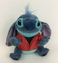 "Disney Store Elvis Stitch Lilo and Stitch 6"" Plush Stuffed Toy Mini Red ... - $19.75"