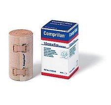 """Comprilan, 100% Cotton Short Stretch Compression Bandage, 12cm x 10m (4.7""""  - $26.99"""