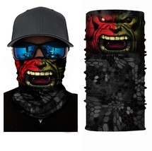 Crazy Cool HULK Winter Face Mask Bandanas Headband Multi Headwear Scarf - $4.94