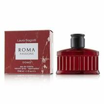 Laura Biagiotti Roma Passione Uomo EDT Spray 38.4ml Hombre Hombre Perfume - $27.28