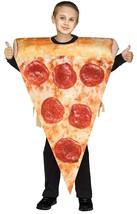 Fun World Photo Real Pizza Tunic Costume, Multicolor, up to 12 - $24.31