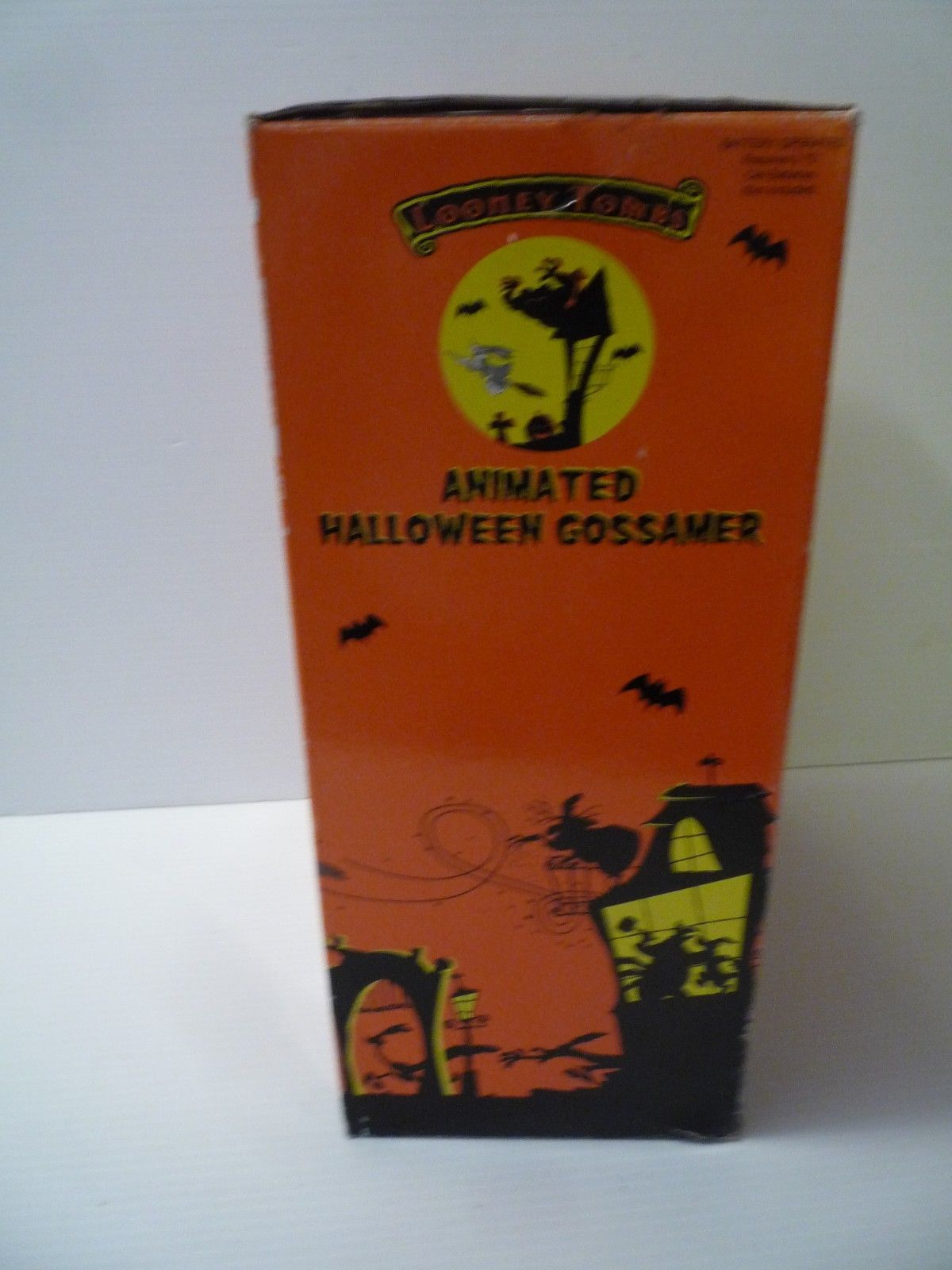 Rare 1997 Gossamer Warner Brothers Animated Halloween Figure MINT In Box