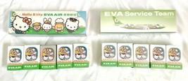 EVA AIR Sanrio Hello Kitty Service Team Figure Lot - EMPTY BOX ONLY BOXES EMPTY- image 2