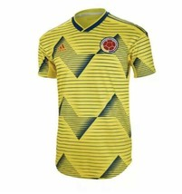 Adidas 2019 Columbia Home Authentic FIFA Soccer Jersey Mens Size L $130 ... - $49.50