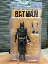 NECA 1989 Batman Michael Keaton 25th Anniversary PVC Action Figure Colle... - $36.00