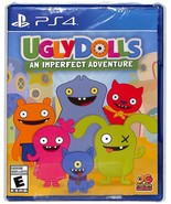 Ugly Dolls An Imperfect Adventure: Playstation 4 [Brand New] PS4 - $9.85