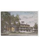 Hotel Whittier & Annex Hampton New Hampshire 1910c postcard - $6.44