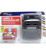 Brother P-touch Label Maker PT-1890w with BONUS Supplies - $58.91