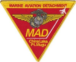 USMC MARINE AVIATION DET. Patch - $9.85