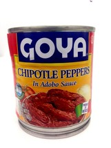 GOYA CHILES  CHIPOTLES - CHIPOTLE  PEPPERS 7 OZ - $6.43