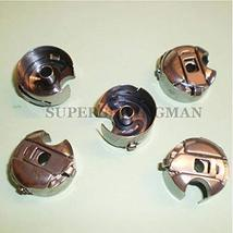 5 Pcs. Industrial Sewing Machine Bobbin Case For Juki Consew Singer Brother - $12.86