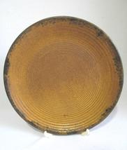 "MCCOY USA 12 1/4"" LARGE ROUND CHOP PLATE PLATTER - CANYON MESA - $29.95"