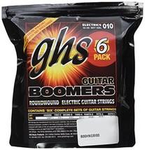 GHS Strings GBL-5 Guitar Boomers, Nickel-Plated Electric Guitar Strings,... - $24.23