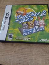 Nintendo DS Zhu Zhu Pets 2 featuring The Wild Bunch image 1