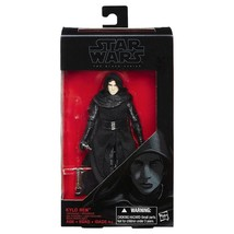 Star Wars The Black Series KYLO REN unmasked 6 inch figure THE Force Awa... - $19.79