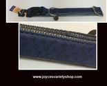 Blue dog collar bark web collage thumb155 crop