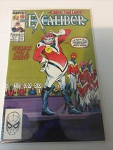EXCALIBUR # 17 1990 Marvel The Cross Time Caper - $5.99