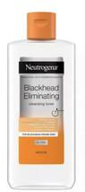 Neutrogena Blackhead Eliminating Cleansing Toner Oil Free 200 Ml - $16.82