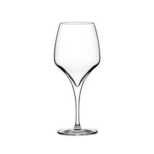 6x Italesse Tiburon Medium Lead Free Xtreme Crystalline 500cc Red Wine Glasses