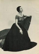 Vintage 17 Men Women Knit Sweater Jerkin Sheath Stole Evening Blouse Pat... - $11.99