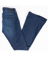 Mavi Peace Flare Stretch Womens Jeans Dark Wash Size 26/32 - $19.57