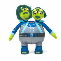 "Disney Store Miles from Tomorrowland Watson & Crick Plush 14"" Stuff Toy - $15.63"
