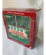 Carlton Cards Heirloom Collection Wonderland Express Christmas Ornament ... - $12.52