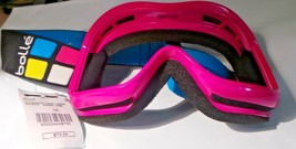 BOLLE MONARCH SHINY SKI GOGGLE REPLACEMENT FRAME PINK - $28.06