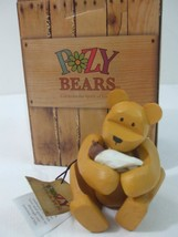 Pozy Bears Collection Most Precious Gift Bear Holding Baby Figurine New ... - $19.75