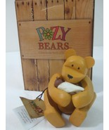 Pozy Bears Collection Most Precious Gift Bear Holding Baby Figurine New ... - $14.80