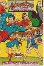 Dc Adventure Comics #368 Mutiny Of The Super-Heroines Supergirl Superboy - $5.95
